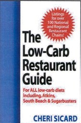 The Low-carb Restaurant | Cheri Sicard |