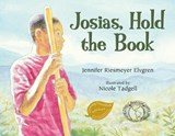 Josias, Hold the Book | Jennifer Riesmeyer Elvgren |