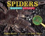 Spiders | Sandra Markle |