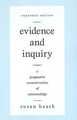 Evidence and Inquiry | Susan Haack |