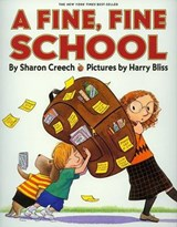 A Fine, Fine School | Sharon Creech |