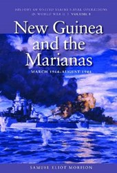 New Guinea and the Marianas