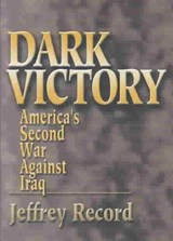 Dark Victory | Jeffrey Record |