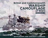 British and Commonwealth Warship Camouflage of WWII, Volume II