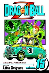 Dragon Ball Z, Volume 15 | Akira Toriyama & Gerard Jones |