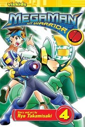 Megaman NT Warrior, Vol. 4