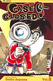 Case Closed, Volume 2