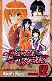 Rurouni Kenshin 12