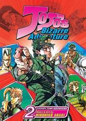 JoJo's Bizarre Adventure, Volume