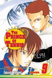 The Prince of Tennis, Vol. 9