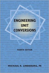 Engineering Unit Conversions | Michael R. Lindeburg |