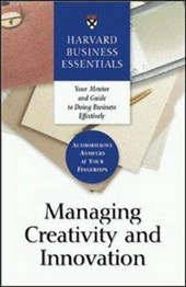 Managing Creativity and Innovation |  |