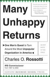 Many Unhappy Returns