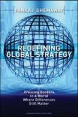 Redefining Global Strategy | Pankaj Ghemawat |