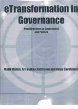 Etransformation in Governance | auteur onbekend |