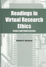 Readings in Virtual Research Ethics | auteur onbekend |