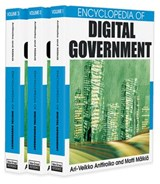 Encyclopedia of Digital Government | Ari-Veikko Anttiroiko; Matti Malkia |