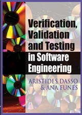 Verification, Validation And Testing in Software Engineering |  |