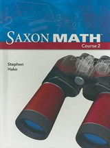 Saxon Math Course | Stephen Hake |