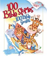 100 Bible Stories, 100 Bible Songs [With CD] | auteur onbekend |