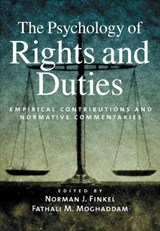The Psychology of Rights and Duties |  |