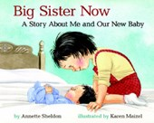 Big Sister Now | Annette Sheldon |