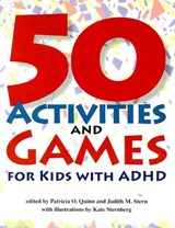 50 Activities and Games for Kids with ADHD | auteur onbekend |