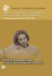 Practical Psychotherapy With Adolescents