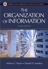 Organization of Information, 3rd Edition