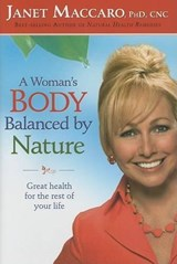 A Woman's Body Balanced by Nature | Janet Maccaro |