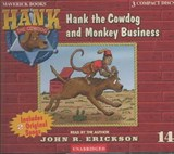 Hank the Cowdog and Monkey Business | John R. Erickson |