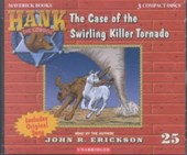 The Case of the Swirling Killer Tornado