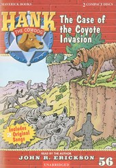 The Case of the Coyote Invasion | John R. Erickson |