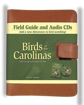 Birds of the Carolinas Field Guide [With Leather Case and Audio CD]