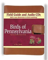 Birds of Pennsylvania Field Guide and Audio Set