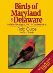 Birds Of Maryland & Delaware Field Guide | Stan Tekiela |