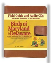 Birds of Maryland & Delaware Field Guide & Audio CD Set