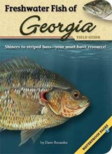 Freshwater Fish of Georgia Field Guide | Dave Bosanko |