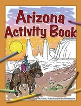 Arizona Activity Book | Paula Ellis |