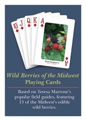 Wild Berries & Fruits of the Midwest Playing Cards