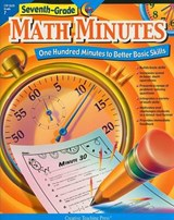 Seventh-Grade Math Minutes | Doug Stoffel |