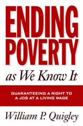 Ending Poverty As We Know It