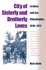 City Of Sisterly And Brotherly Loves | Marc Stein |