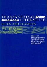 Transnational Asian American Literature |  |