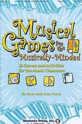 Musical Games for the Musically-Minded | Perry, Dave; Perry, Jean |