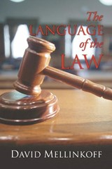 The Language of the Law | David Mellinkoff |