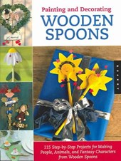 Painting and Decorating Wooden Spoons |  |