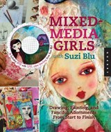 Mixed-Media Girls with Suzi Blu | Suzi Blu |