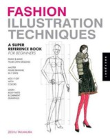 Fashion Illustration Techniques | Zeshu Takamura |