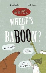 Where's the Baboon? | Michael Escoffier |